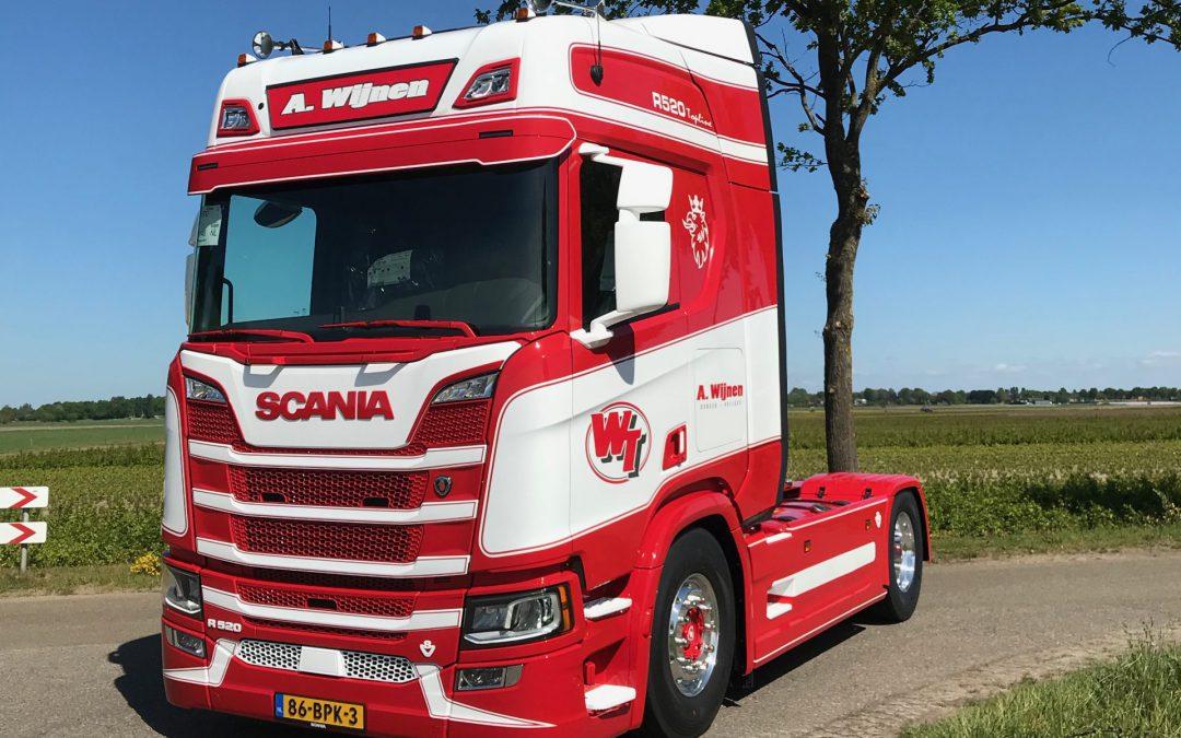 Scania R520 A. Wijnen