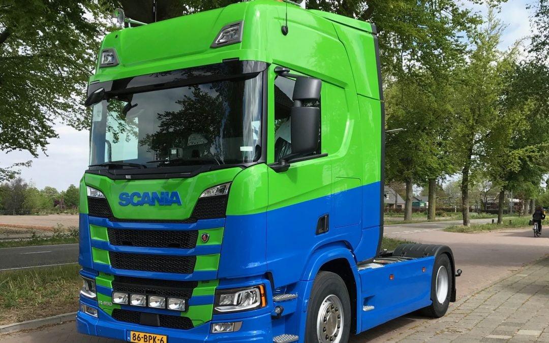 Scania R450 Van Gool